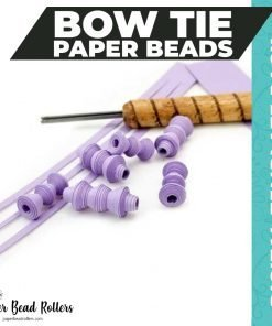 Bow Tie Paper Beads Download