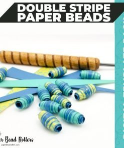 Double Stripe Paper Beads Download