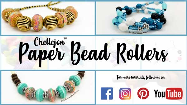 How To Roll A Paper Bead Instructions