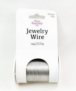 Silver Jewelry Wire 20 Gauge
