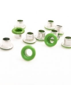 Round Green Bead Cores 3/16″