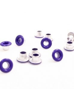 Round Purple Bead Cores 1/8″