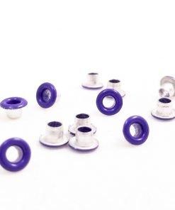 Round Purple Bead Cores 1/8″