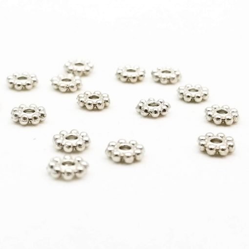 Metal Daisy Spacers
