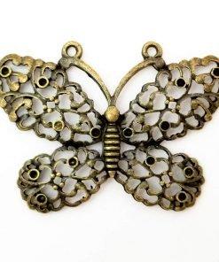 Tibetan Butterfly Charms