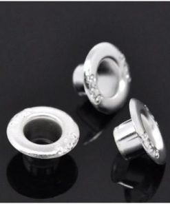 European Style Silver Bead Cores 5mm