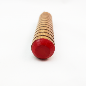 Double Pin Paper Bead Roller with 3/32″ Slotted Pins (Red)