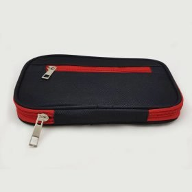Paper Bead Roller Zipper Storage Case