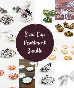 Bead Cap Assortment Discount Bundle