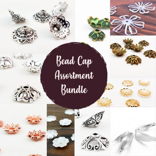 Bead Cap Assortment Discount Bundle