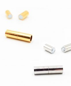 Magnetic Round Tube Clasps
