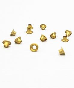 Antique Gold Metal Bead Cores