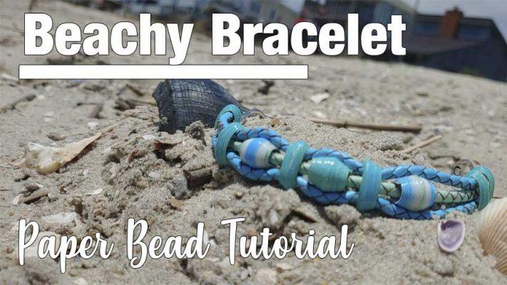 Beachy Bracelet Tutorial
